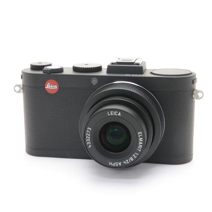 【あす楽】 【中古】 《美品》 Leica X2 ブラック 【ライカカメラジャパンにてセンサークリーニング/各部点検済】 [ デジタルカメラ ]