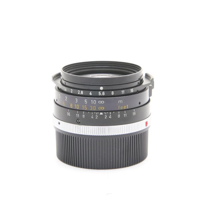 【あす楽】 【中古】 《並品》 Leica ズミルックス M35mm F1.4 2nd ストッパーなし *フィルター径無し [ Lens | 交換レンズ ]