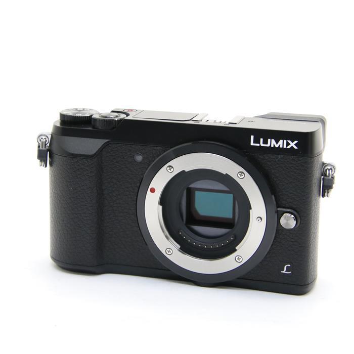 【あす楽】 【中古】 《美品》 Panasonic LUMIX DMC-GX7MK2 ボディ ブラック [ デジタルカメラ ]