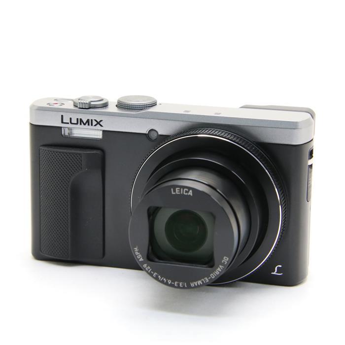 【あす楽】 【中古】 《美品》 Panasonic LUMIX DMC-TZ85 シルバー [ デジタルカメラ ]