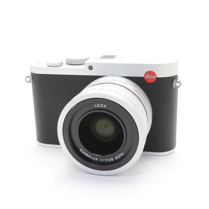 【あす楽】 【中古】 《並品》 Leica Q(Typ116) シルバー 【ライカカメラジャパンにて各部点検済】 [ デジタルカメラ ]