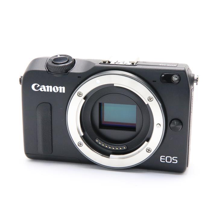 【あす楽】 【中古】 《美品》 Canon EOS M2 ボディ ブラック [ デジタルカメラ ]