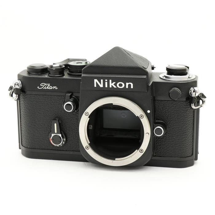 【あす楽】 【中古】 《難有品》 Nikon F2 (Titan)
