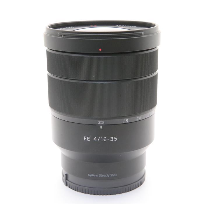 【あす楽】 【中古】 《良品》 SONY Vario-Tessar T* FE 16-35mm F4 ZA OSS SEL1635Z [ Lens | 交換レンズ ]