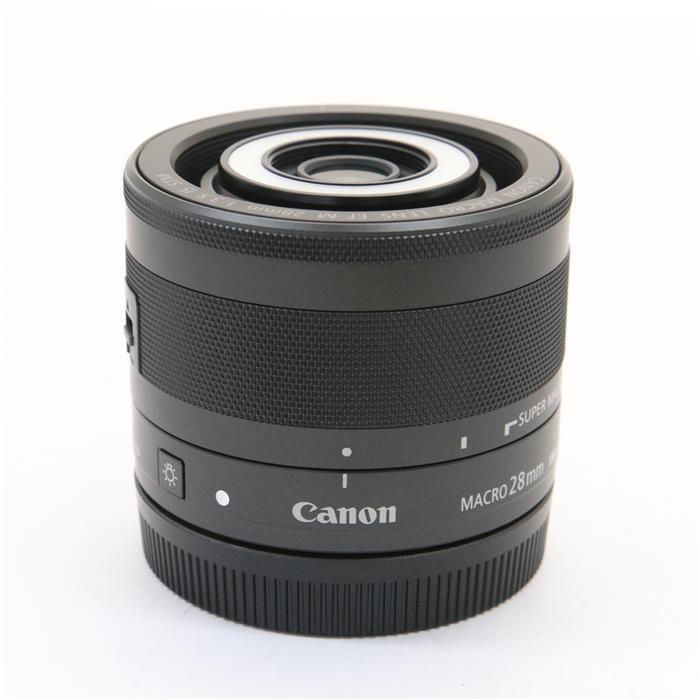 【あす楽】 【中古】 《美品》 Canon EF-M28mm F3.5 マクロ IS STM [ Lens | 交換レンズ ]