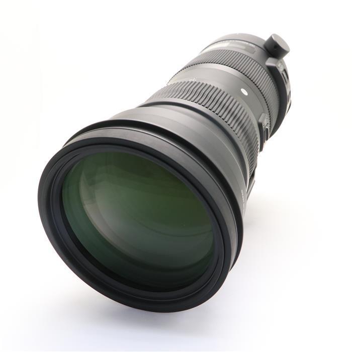 【あす楽】 【中古】 《良品》 SIGMA S 150-600mm F5-6.3 DG OS HSM(ニコン用) [ Lens | 交換レンズ ]