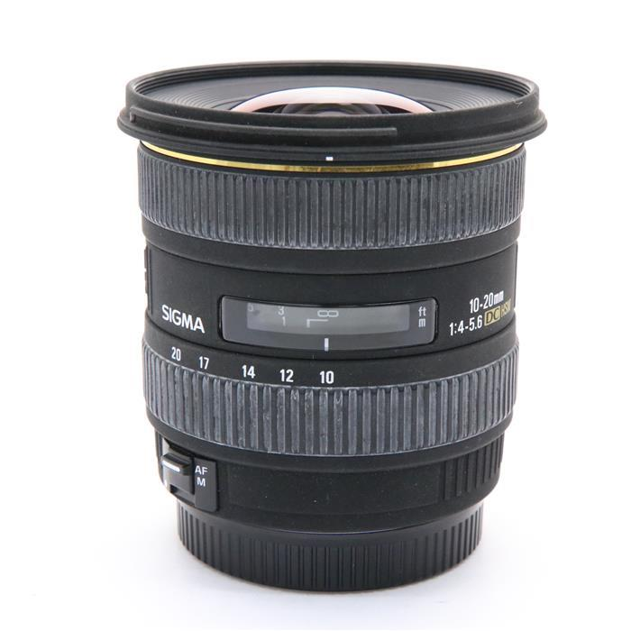 【あす楽】 【中古】 《並品》 SIGMA 10-20mm F4-5.6 EX DC HSM(キヤノン用) [ Lens   交換レンズ ]