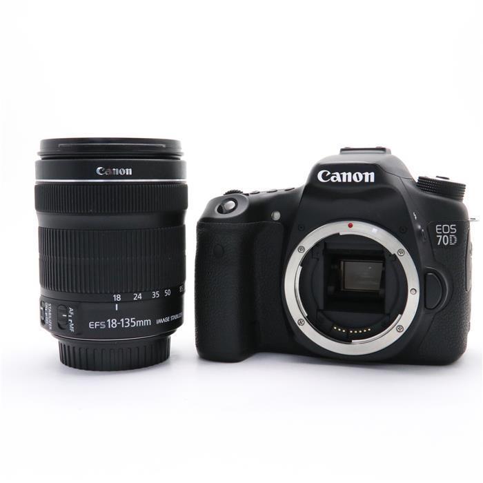 【代引き手数料無料!】 【あす楽】 【中古】 《良品》 Canon EOS 70D EF-S18-135 IS STM レンズキット [ デジタルカメラ ]