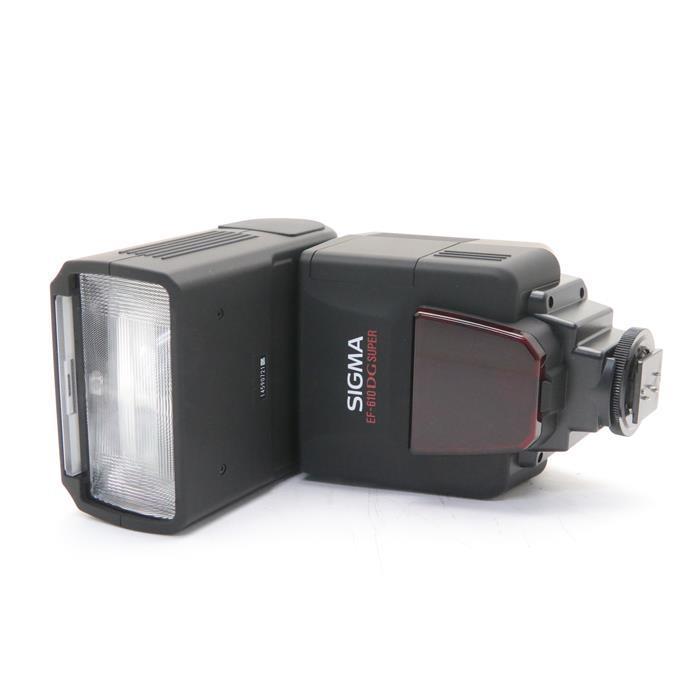 【あす楽】 【中古】 《良品》 SIGMA ELECTRONIC FLASH EF-610 DG SUPER(ニコン用)