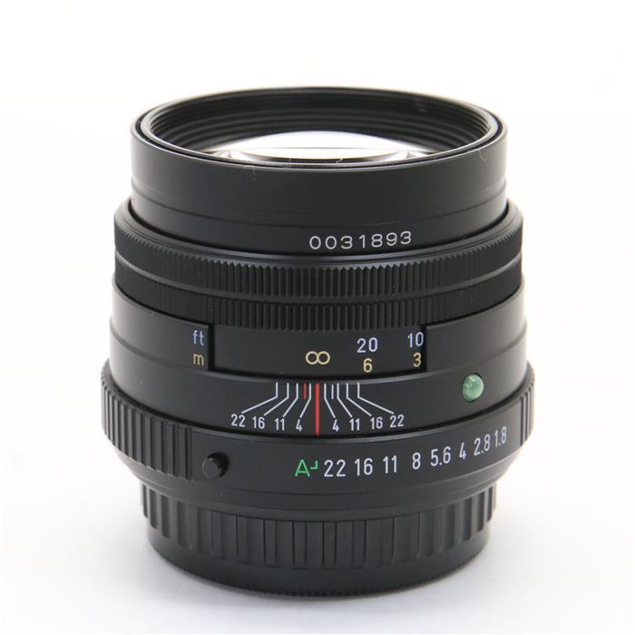 【あす楽】 【中古】 《良品》 PENTAX FA77mm F1.8 Limited ブラック [ Lens | 交換レンズ ]