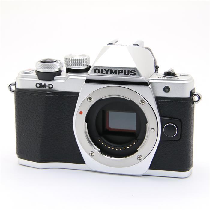 【あす楽】 【中古】 《並品》 OLYMPUS OM-D E-M10 Mark II ボディ シルバー [ デジタルカメラ ]
