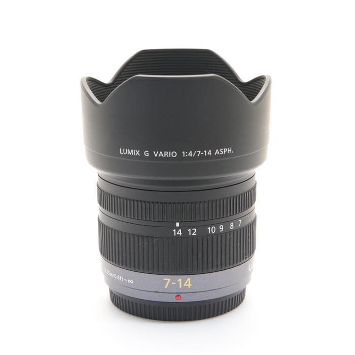 【あす楽】 【中古】 《並品》 Panasonic LUMIX G VARIO 7-14mm F4.0 ASPH. (マイクロフォーサーズ) [ Lens   交換レンズ ]