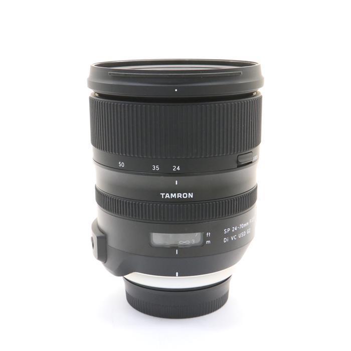 【あす楽】 【中古】 《並品》 TAMRON SP 24-70mm F2.8 Di VC USD G2 A032N(ニコン用) [ Lens | 交換レンズ ]