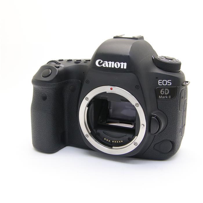 【あす楽】 【中古】 《並品》 Canon EOS 6D Mark II ボディ [ デジタルカメラ ]
