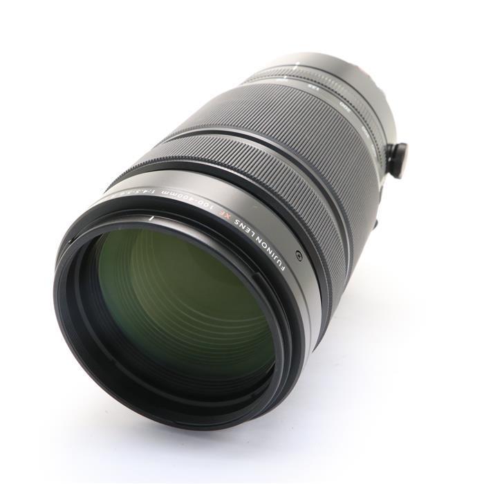 【あす楽】 【中古】 《美品》 FUJIFILM フジノン XF100-400mm F4.5-5.6 R LM OIS WR [ Lens | 交換レンズ ]