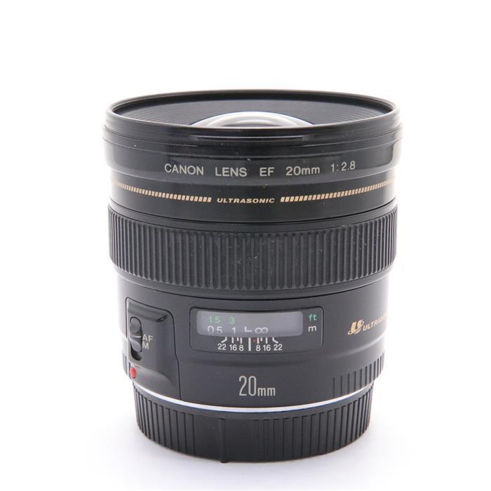 【あす楽】 【中古】 《並品》 Canon EF20mm F2.8 USM [ Lens | 交換レンズ ]