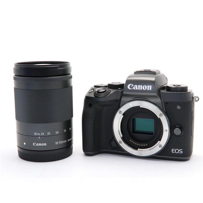 【代引き手数料無料!】 【あす楽】 【中古】 《美品》 Canon EOS M5 EF-M18-150 IS STM レンズキット [ デジタルカメラ ]