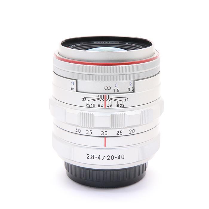 【あす楽】 【中古】 《良品》 PENTAX HD DA20-40mm F2.8-4ED Limited DC WR シルバー [ Lens   交換レンズ ]