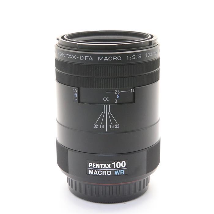 【あす楽】 【中古】 《良品》 PENTAX D FA MACRO 100mm F2.8 WR [ Lens | 交換レンズ ]