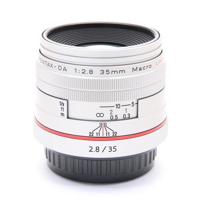 【あす楽】 【中古】 《美品》 PENTAX HD DA35mm F2.8 Macro Limited シルバー [ Lens | 交換レンズ ]