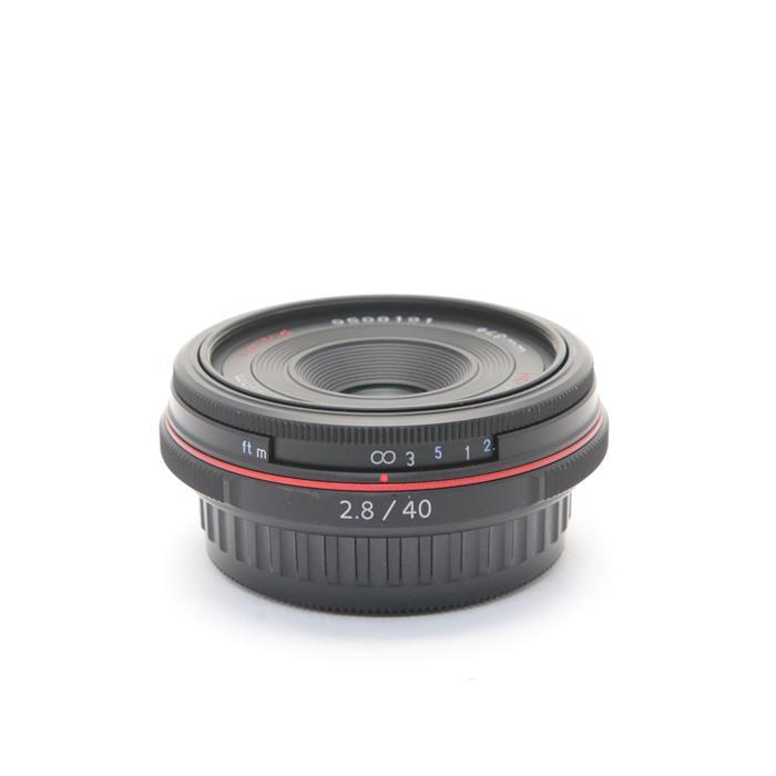 【あす楽】 【中古】 《美品》 PENTAX HD DA40mm F2.8 Limited ブラック [ Lens | 交換レンズ ]