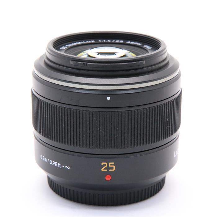 【あす楽】 【中古】 《良品》 Panasonic LEICA DG SUMMILUX 25mm F1.4 ASPH. (マイクロフォーサーズ) [ Lens   交換レンズ ]