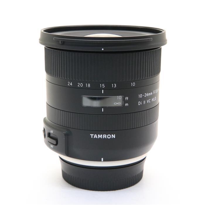 【あす楽】 【中古】 《良品》 TAMRON 10-24mm F3.5-4.5 DiII VC HLD B023N(ニコン用) [ Lens | 交換レンズ ]