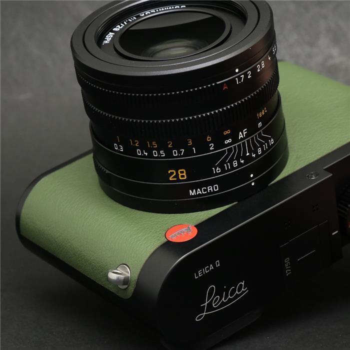 【代引き手数料無料!】 【あす楽】 【中古】 《美品》 Leica Q(Typ116) Safari limited edition ブラック 【韓国(Korea)限定生産50台の希少モデルが入荷!】【ライカカメラジャパンにて各部点検済】 [ デジタルカメラ ]