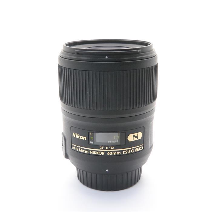 【あす楽】 【中古】 《美品》 Nikon AF-S Micro NIKKOR 60mm F2.8 G ED [ Lens | 交換レンズ ]
