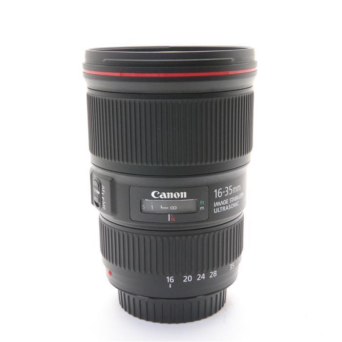 【あす楽】 【中古】 《美品》 Canon EF16-35mm F4L IS USM [ Lens | 交換レンズ ]