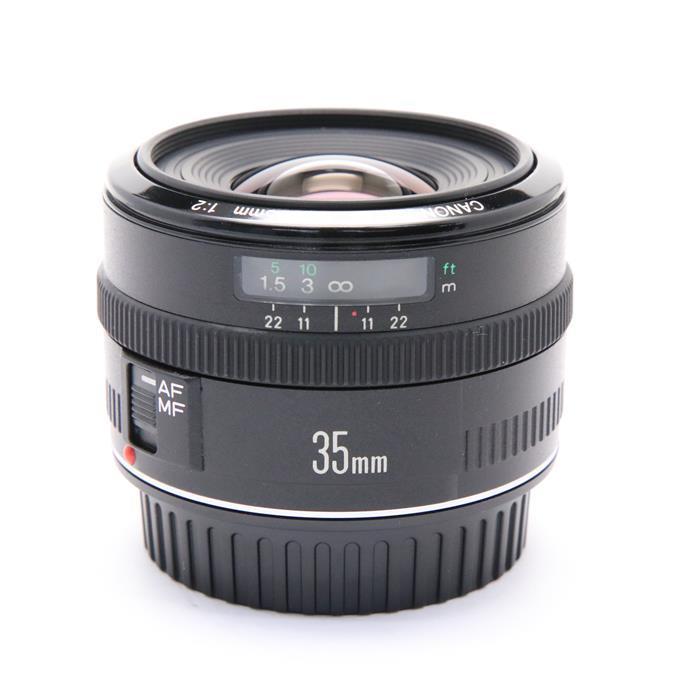 【あす楽】 【中古】 《美品》 Canon EF35mm F2 [ Lens | 交換レンズ ]