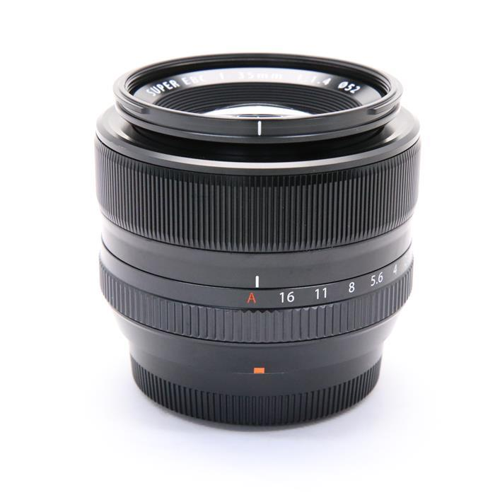 【あす楽】 【中古】 《美品》 FUJIFILM フジノン XF 35mm F1.4 R [ Lens | 交換レンズ ]