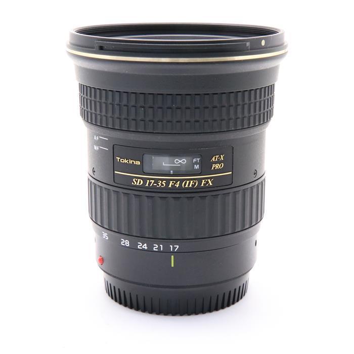 【あす楽】 【中古】 《美品》 Tokina AT-X 17-35mm F4 PRO FX(キヤノン用) [ Lens | 交換レンズ ]