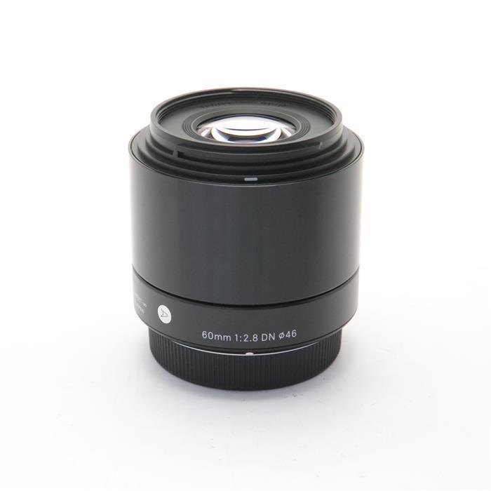 【あす楽】 【中古】 《美品》 SIGMA A 60mm F2.8 DN(マイクロフォーサーズ用) ブラック [ Lens | 交換レンズ ]