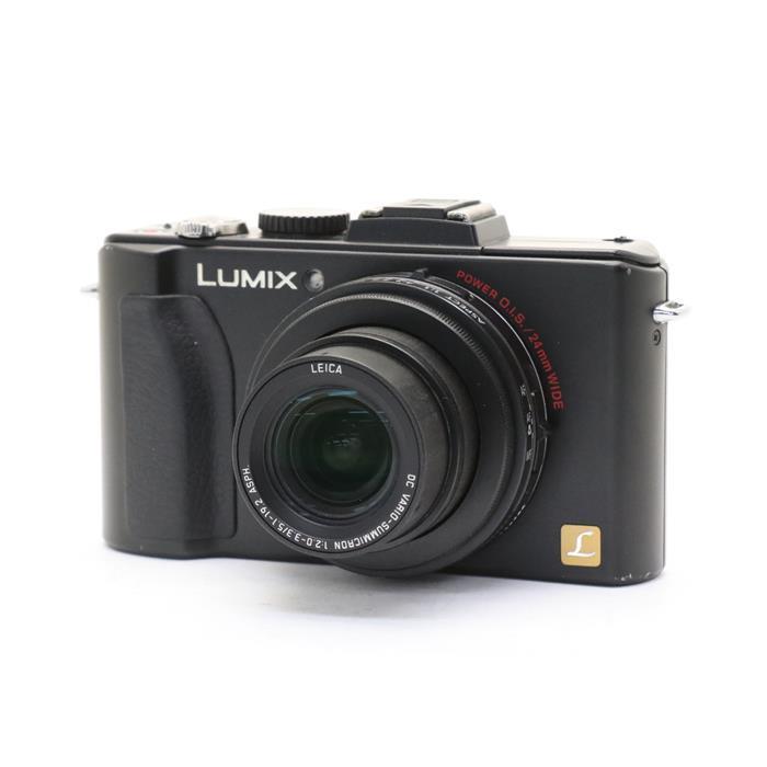 【あす楽】 【中古】 《難有品》 Panasonic LUMIX DMC-LX5 [ デジタルカメラ ]