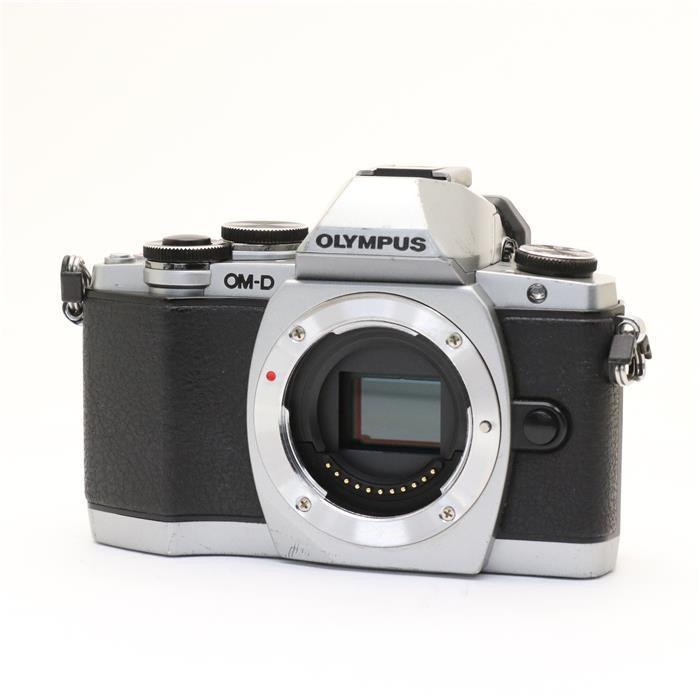 【あす楽】 【中古】 《並品》 OLYMPUS OM-D E-M10 ボディ シルバー [ デジタルカメラ ]
