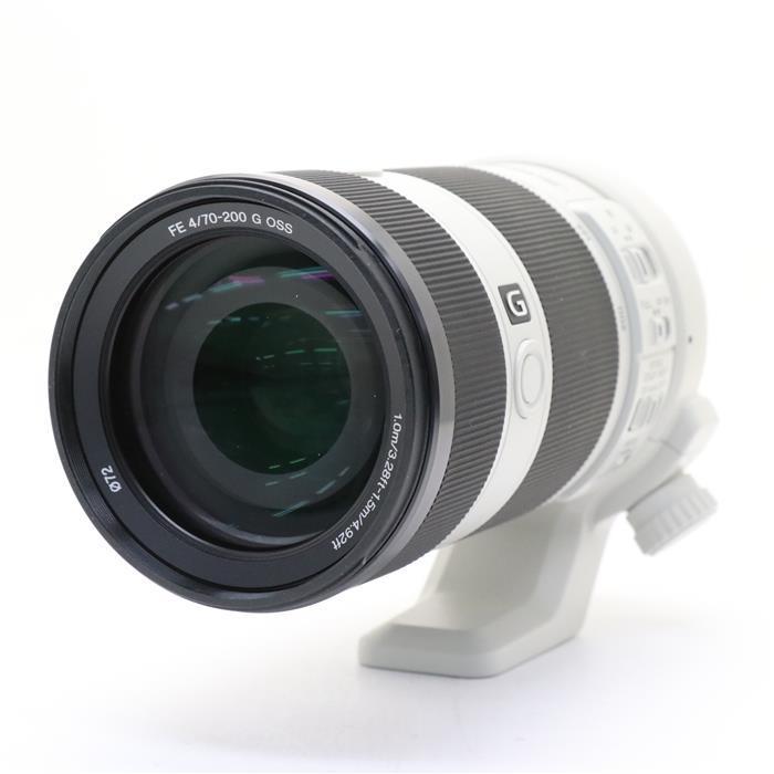 【あす楽】 【中古】 《良品》 SONY FE 70-200mm F4 G OSS SEL70200G [ Lens   交換レンズ ]