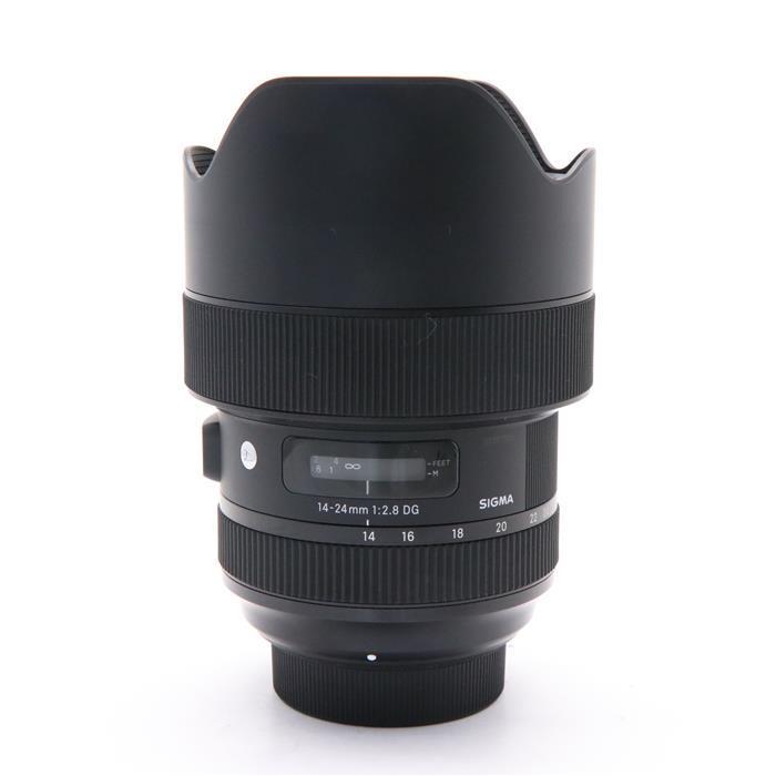 【あす楽】 【中古】 《美品》 SIGMA A 14-24mm F2.8 DG HSM(ニコン用) [ Lens | 交換レンズ ]