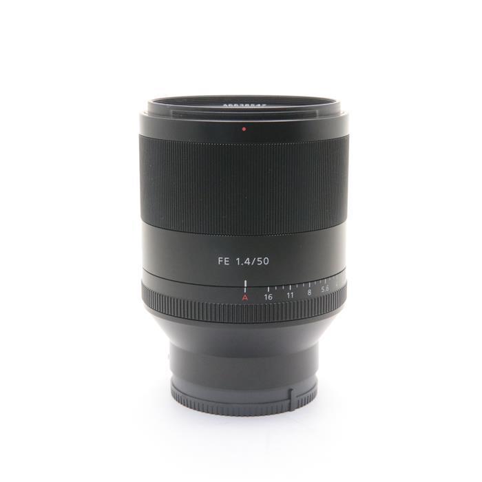 【あす楽】 【中古】 《美品》 SONY Planar T* FE 50mm F1.4 ZA SEL50F14Z [ Lens | 交換レンズ ]