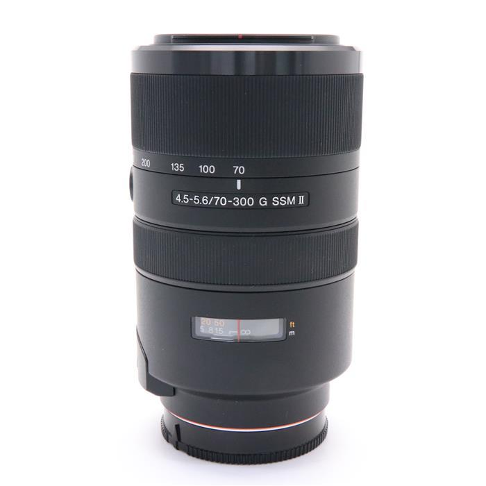 【あす楽】 【中古】 《美品》 SONY 70-300mm F4.5-5.6 G SSM II SAL70300G2 [ Lens | 交換レンズ ]