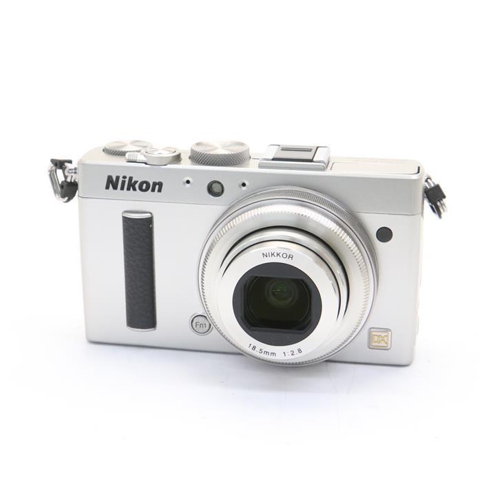【あす楽】 【中古】 《良品》 Nikon COOLPIX A シルバー [ デジタルカメラ ]