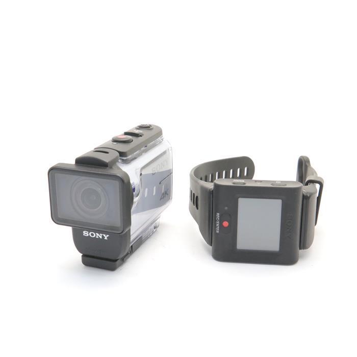 【あす楽】 【中古】 《良品》 SONY デジタル4Kビデオカメラレコーダー アクションカム リモコンキットFDR-X3000R