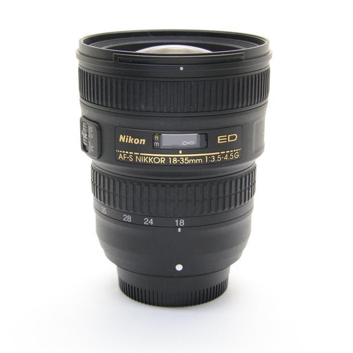 【あす楽】 【中古】 《良品》 Nikon AF-S NIKKOR 18-35mm F3.5-4.5G ED [ Lens | 交換レンズ ]
