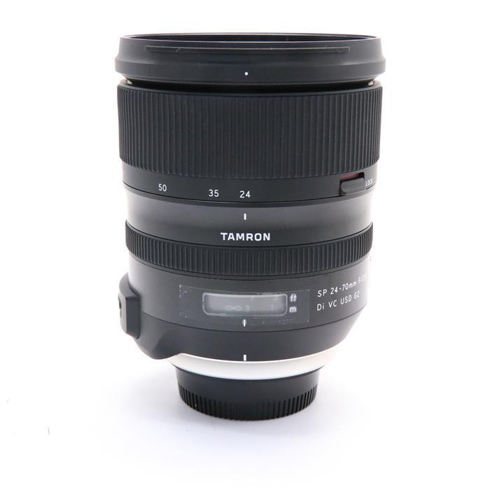 【あす楽】 【中古】 《美品》 TAMRON SP 24-70mm F2.8 Di VC USD G2 A032N(ニコン用) [ Lens | 交換レンズ ]