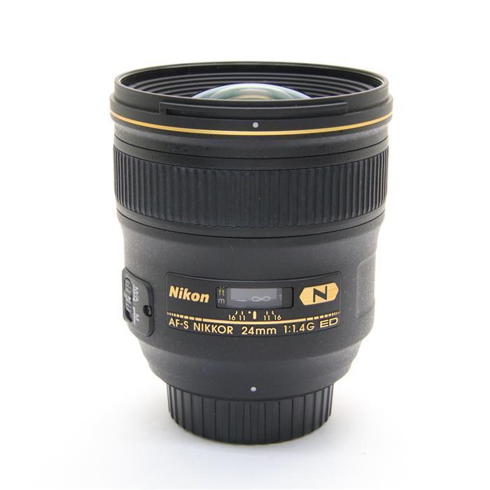 【あす楽】 【中古】 《良品》 Nikon AF-S NIKKOR 24mm F1.4G ED [ Lens | 交換レンズ ]