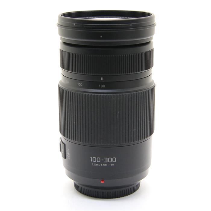 【あす楽】 【中古】 《美品》 Panasonic LUMIX G VARIO 100-300mm F4.0-5.6 II POWER O.I.S. (マイクロフォーサーズ) [ Lens   交換レンズ ]
