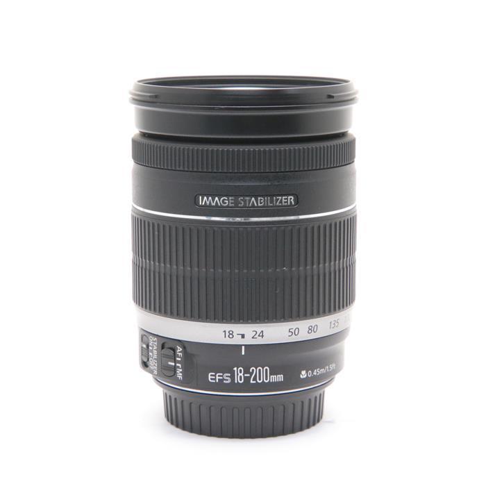 【あす楽】 【中古】 《良品》 Canon EF-S18-200mm F3.5-5.6 IS [ Lens | 交換レンズ ]