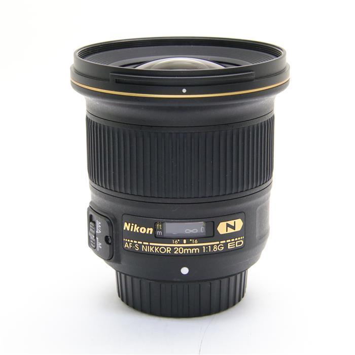 【あす楽】 【中古】 《美品》 Nikon AF-S NIKKOR 20mm F1.8G ED [ Lens | 交換レンズ ]