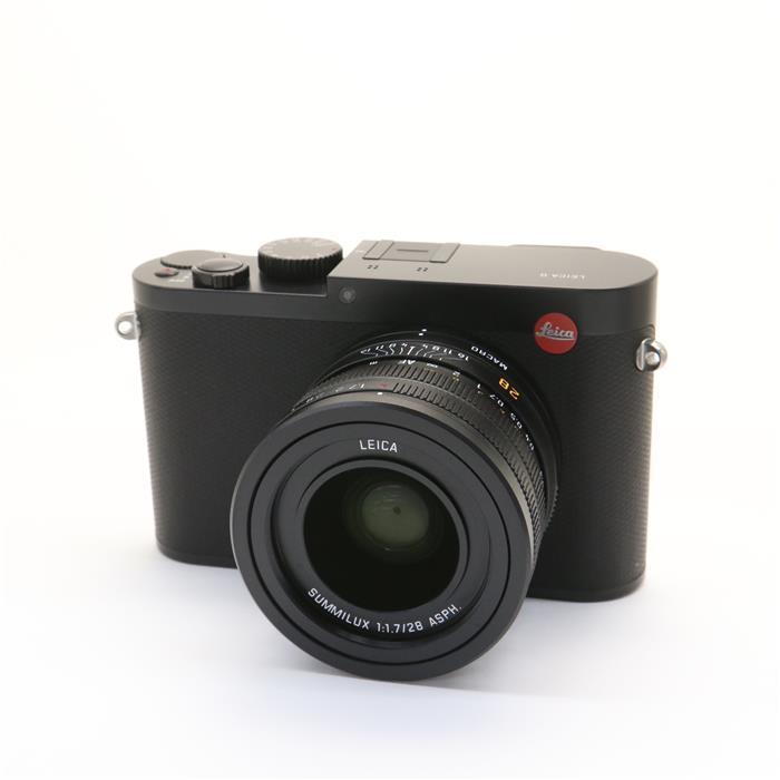 【あす楽】 【中古】 《美品》 Leica Q(Typ116) ブラック 【ライカカメラジャパンにてセンサークリーニング/各部点検済】 [ デジタルカメラ ]