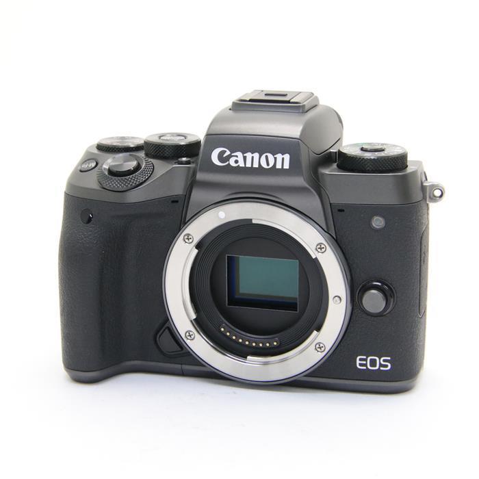 【あす楽】 【中古】 《並品》 Canon EOS M5 ボディ+90EX [ デジタルカメラ ]